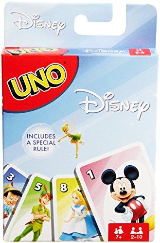 Uno World of Disney DTD31