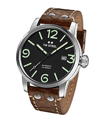 TW Steel Reloj Analogico para Hombre de Automático MS16