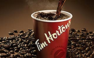 TIM HORTON'S FRESH ROASTED Whole Bean Coffee 4 POUNDS