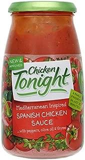 Best chicken tonight spanish chicken sauce Reviews