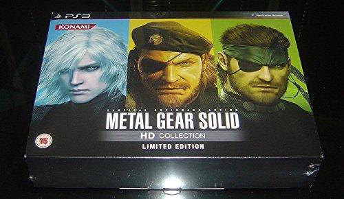 Metal Gear Solid HD - Collection LIMITED EDITION PS3 [Importación Inglesa]