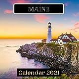 Maine Calendar 2021