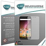Slabo 2 x Bildschirmschutzfolie für Archos 40 Power Bildschirmfolie Schutzfolie Folie Zubehör No Reflexion MATT