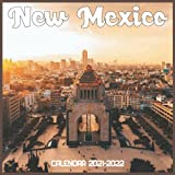 New Mexico Calendar 2021-2022: April 2021 Through December 2022 Square Photo Book Monthly Planner New Mexico small calendar