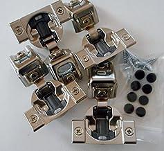 Combo: 4 Stks, Blum 39C358B.20 - COMPACT BLUMOTION, 1-1/4 overlay, Press-in Hinge door Blumotion