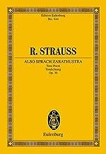 Also sprach Zarathustra, Op. 30: Study Score (Edition Eulenburg)