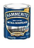 Hammerite Metall-Schutzlack schwarz glänzend 250 ml