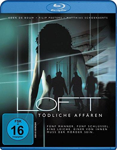 Loft - Tödliche Affären Blu-ray Alemania
