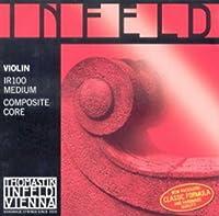 CUERDAS VIOLIN - Thomastik (Infeld Roja/Ir100) (Juego Completo) Medium Violin 4/4