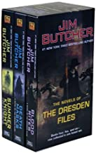 Jim Butcher Set: Blood Rites/ Death Mask/ Summer Knight