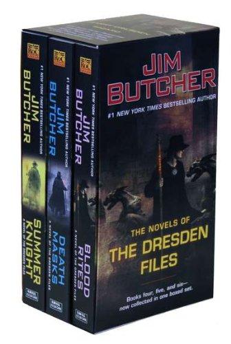 Jim Butcher Box Set 2