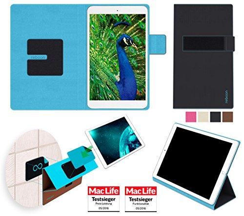 Hülle für Blaupunkt Polaris 808 Tasche Cover Hülle Bumper | in Schwarz | Testsieger