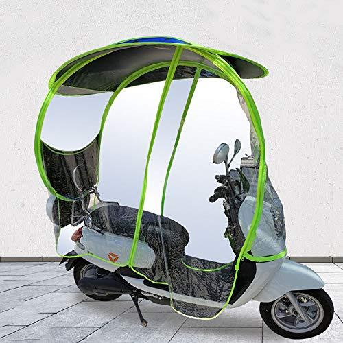 AFAGC Auto Elettrica Baldacchino Ombrello Batteria Auto Ombrellone Motocicletta Ombrellone Ombrellone Baldacchino, Copertura Parasole Universale Moto Elettrica Universale