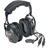 Avcomm AC-454 Aviation Pilot Headset by Avcomm