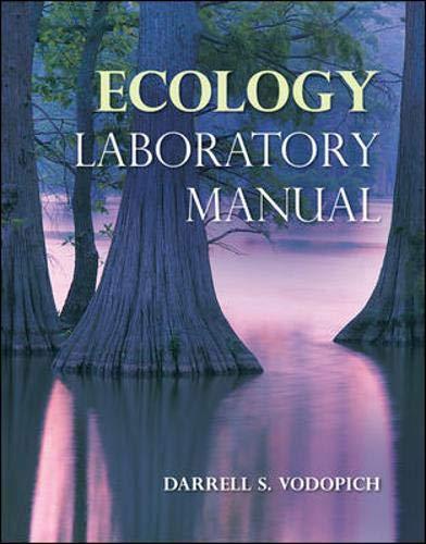 Ecology Laboratory Manual