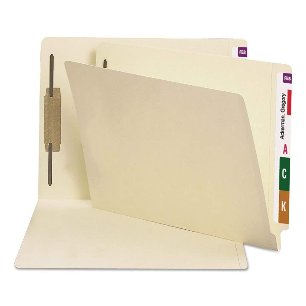 SMD37215 - Smead End Tab Gorgeous Shelf-Masterreg; Fastener with Discount mail order Folders