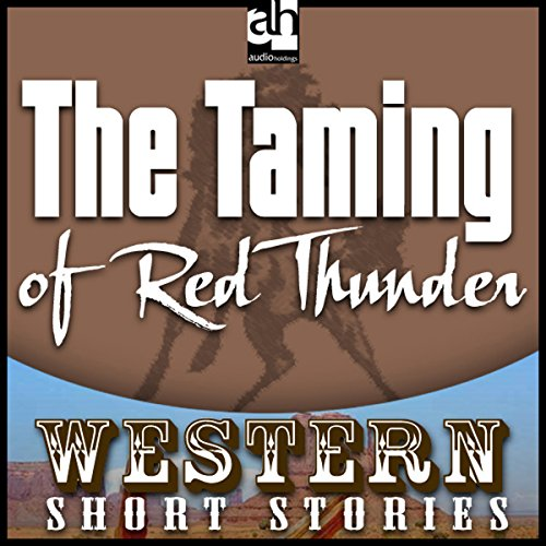 The Taming of Red Thunder cover art