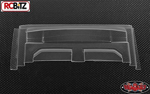 RC4WD Front Hood and Window Deflector Set for Mojave and Hilux Bodies