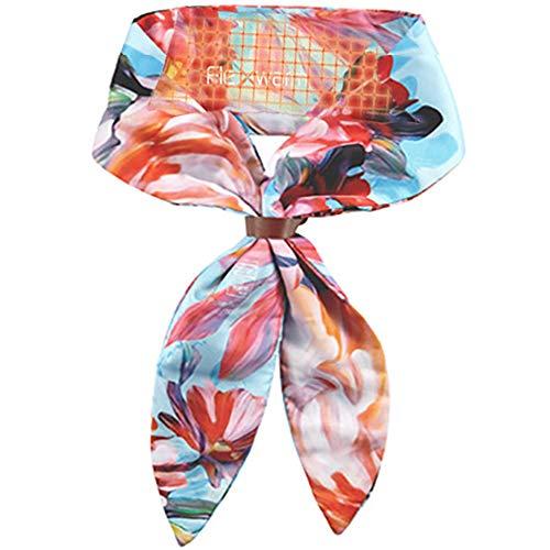 Elektrische sjaal met USB-verwarming, oplaadbaar, verwarmend, warm, voor de winter, wasbaar, voor vrouwen van reliëf, outdoor wandeltochten
