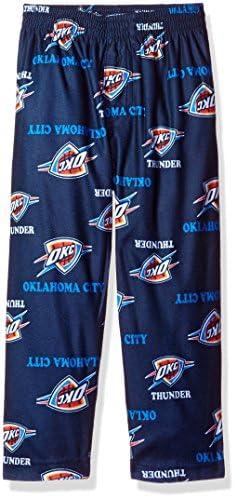 NBA Toddler Oklahoma City Thunder Team Logo Lounge Sleepwear Pant Dark Navy 4T product image