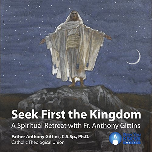 Seek First the Kingdom audiobook cover art
