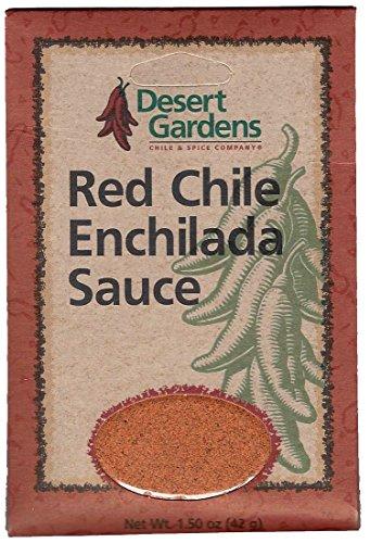 Desert Gardens Red Chile Enchilada Sauce