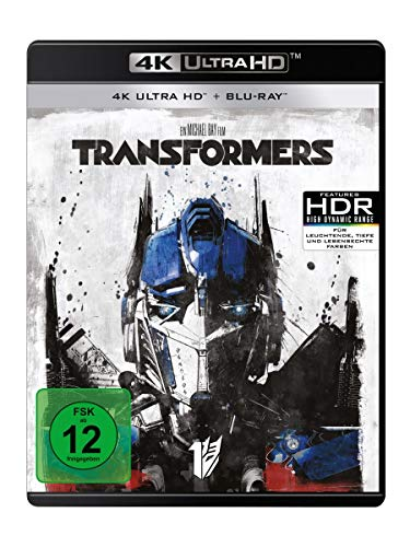 Transformers - Kinofilm (4K Ultra HD) (+ Blu-ray 2D)