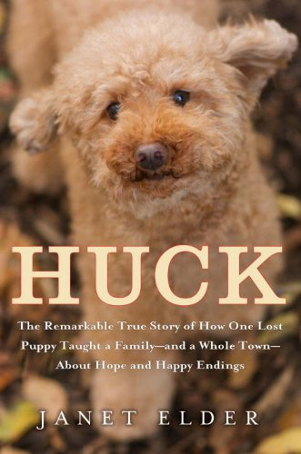 Huck: The Remarkable True Story of How One Lost Puppy Taught a Family--and a Whole Town--About Hope and Happy Endings (English Edition)