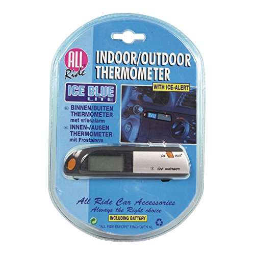 All Ride Car Indoor/Outdoor Thermometer