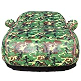 車のカバーターポリン、OXF ORD布、防風性、防塵、耐スクラッチ、しのぐまたはUV保護、車のカバー、全天候型の保護、適したFまたはトヨタテラ、トヨタ・ヴィオスFS、トヨタヤリス、トヨタChihyun (Color : C, Size : Toyota Tera)