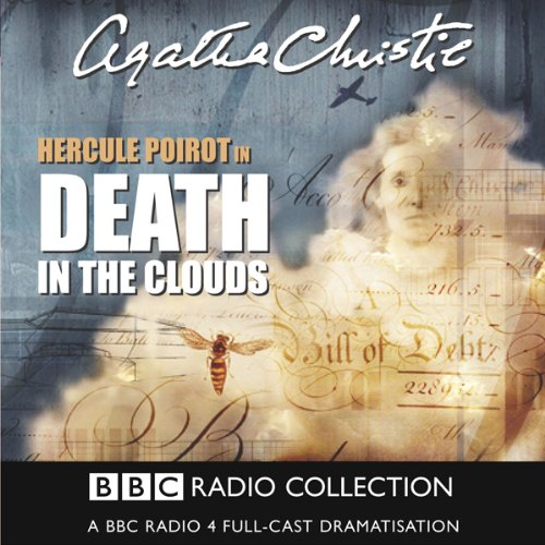 Couverture de Death in the Clouds (Dramatised)