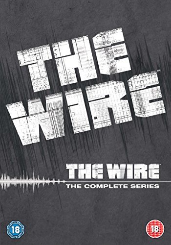 The Wire: Complete HBO Season 1-5 [UK Import]