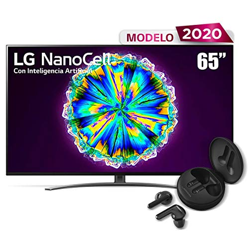 TV LG 65' 4K Smart TV LED NanoCell 65NANO86UNA 2020