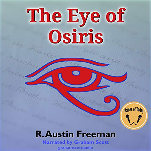 The Eye of Osiris  By  cover art