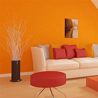 Amazon Fr Papier Peint Gris Orange
