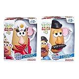 Toy Story 4 E3069EU4 Mr Classic Mr & Mrs Potato Head-Set of 2, Multi