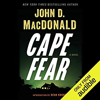 Cape Fear (aka The Executioners) audiobook cover art