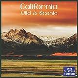 California Wild & Scenic Calendar 2022: Official US State California Calendar 2022, 16 Month Calendar 2022