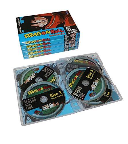 新品未開封Dragon Ball 全5巻 ドラゴンボール 全155話 DVD-BOX