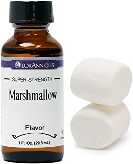 LorAnn Marshmallow Super Strength Flavor, 1 ounce bottle