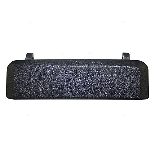 Tailgate Liftgate Handle Textured Replacement for Dodge Ram 50 Mitsubishi Pickup Truck MB331061 MI1915100