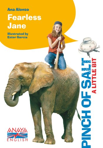 Fearless Jane (Literatura Infantil (6-11 Años) - Pinch Of Salt)