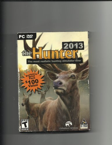 The Hunter 2013 the Most Realistic Hunting Simulator Ever
