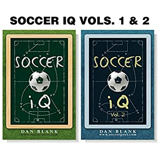 Soccer iQ (2 Book Series) cover art