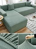 Elasticidad Protector Para Sofás Lavable Protector Para Sofás A La Moda Funda De Sofá Con Tie Funda Para Sofá Con Tamaño Múltiple Disponible Pararo De Sofá Para Sofá Seccional Sofá-M 1 seater chair(35