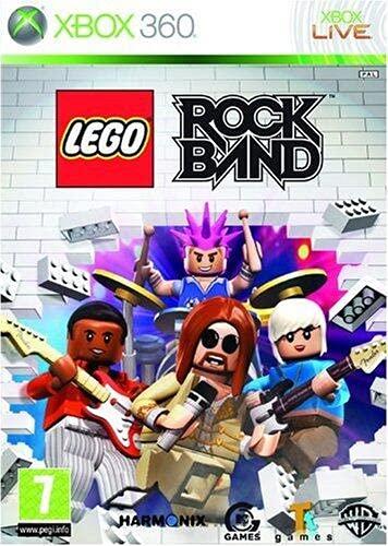 Warner Bros Lego Rock Band - Juego (No específicado)