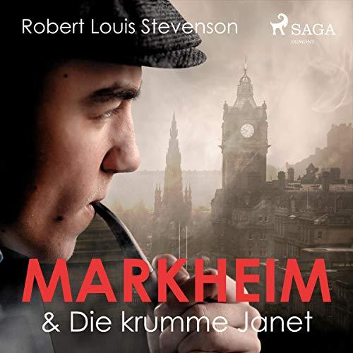 Markheim & Die krumme Janet Titelbild