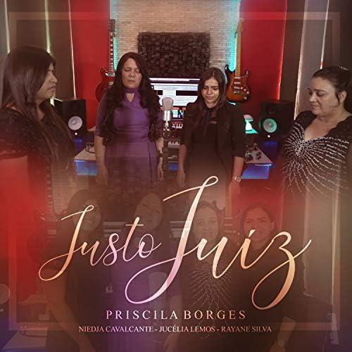 Priscila Borges feat. Niedja Cavalcante, Jucélia Lemos & Rayane Silva