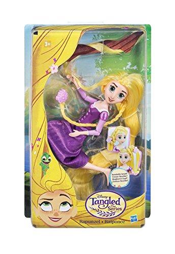 Disney Princess Muñeca Rapunzel, Multicolor, 28 cm (Hasbro