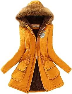 ZEVONDA Autumn Winter Women's Hooded Coat Jacket
